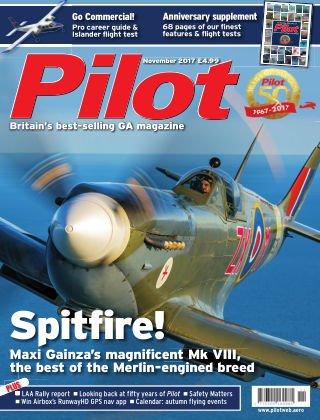 Pilot November 2017