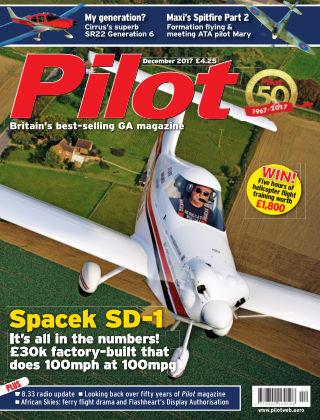 Pilot December 2017
