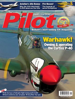 Pilot January 2018