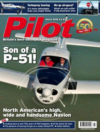 Pilot March 2018