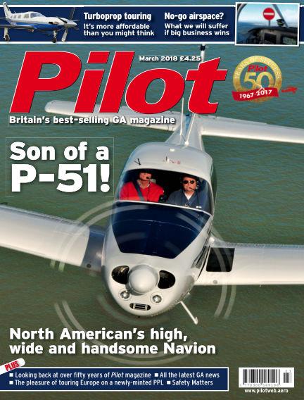Pilot January 31, 2018 00:00