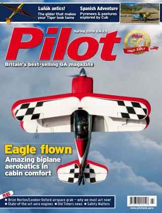 Pilot Spring 2018