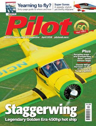 Pilot April 2018