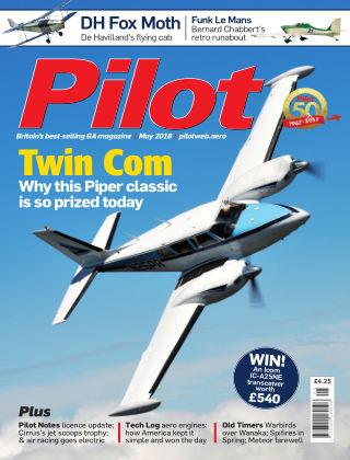 Pilot May 2018