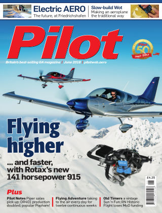 Pilot June 2018