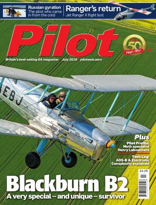 Pilot July 2018