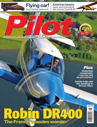 Pilot August 2018