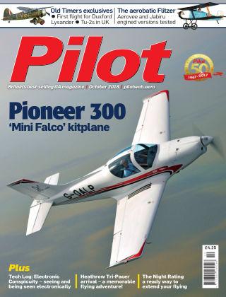 Pilot October 2018