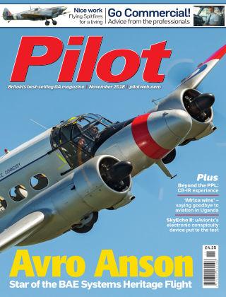 Pilot November 2018