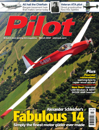 Pilot March 2019