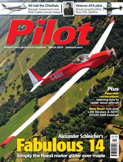 Pilot February 06, 2019 00:00