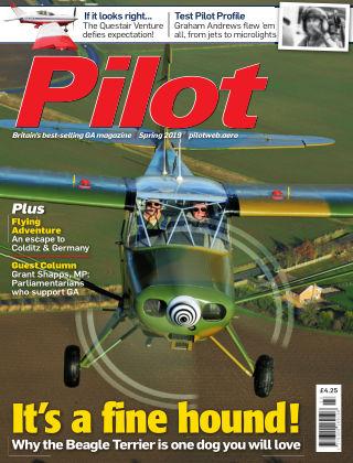 Pilot Spring 2019
