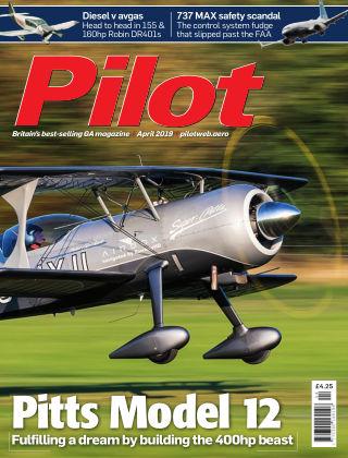 Pilot April 2019