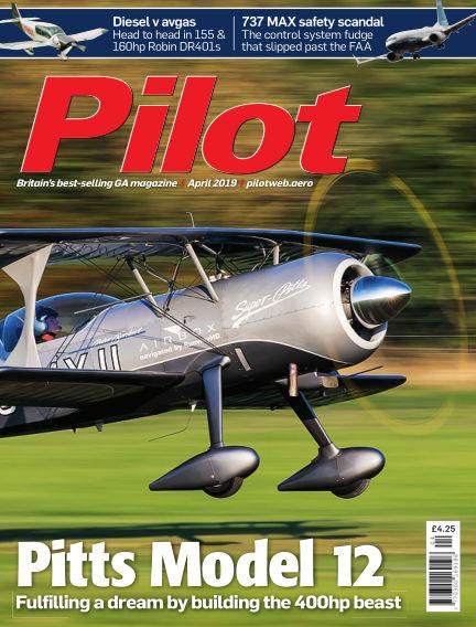 Pilot April 03, 2019 00:00