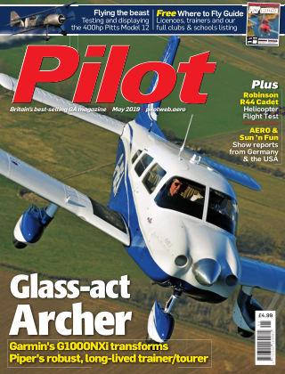 Pilot May 2019