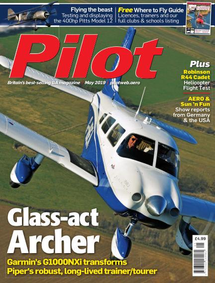 Pilot May 01, 2019 00:00
