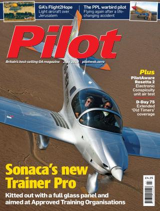 Pilot July 2019
