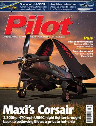 Pilot August 2019