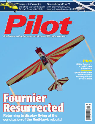 Pilot October 2019