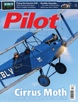 Pilot January 2020