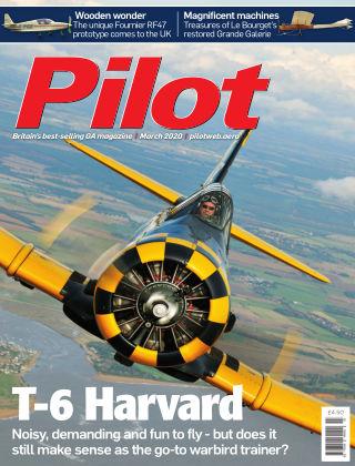 Pilot March 2020