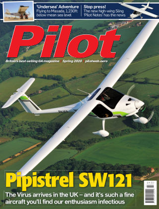 Pilot Spring 2020