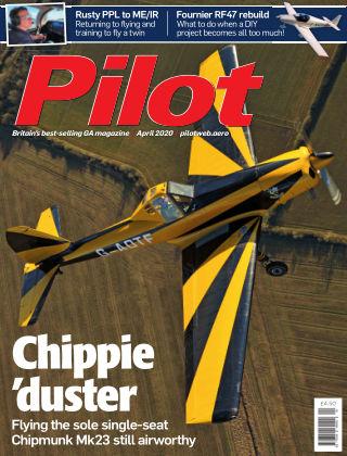 Pilot April 2020