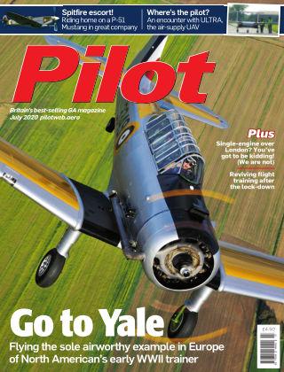 Pilot July 2020