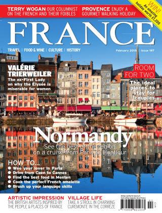 France February 2015
