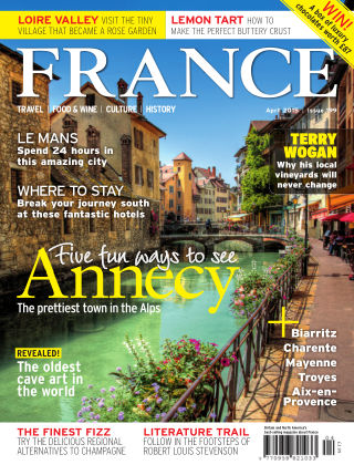 France April 2015
