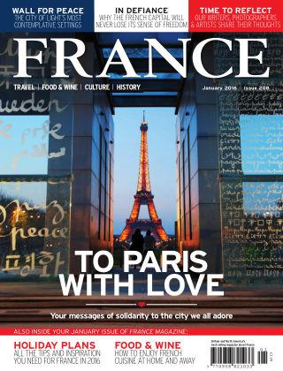 France January 2016