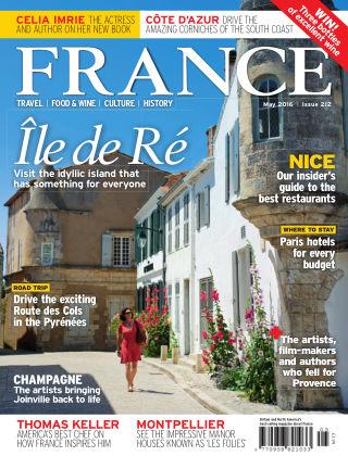 France May 2016