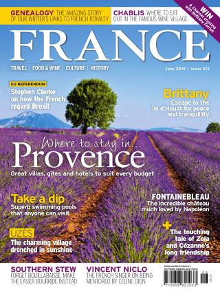 France June 2016