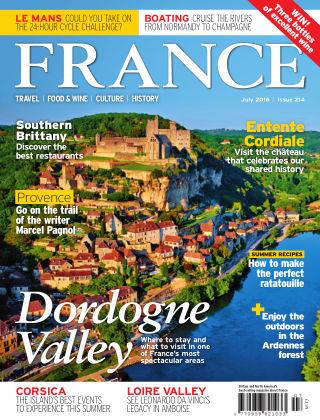 France July 2016