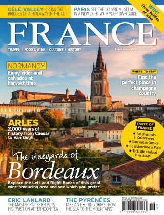 France September 2016