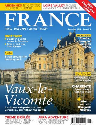 France November 2016