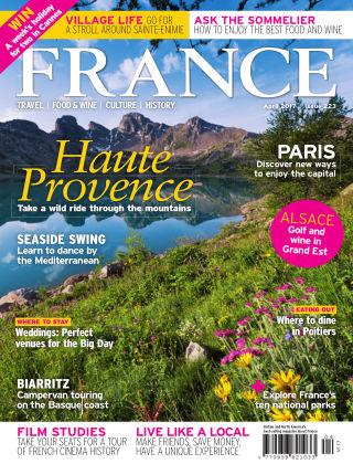 France April 2017