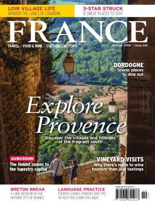 France October 2018