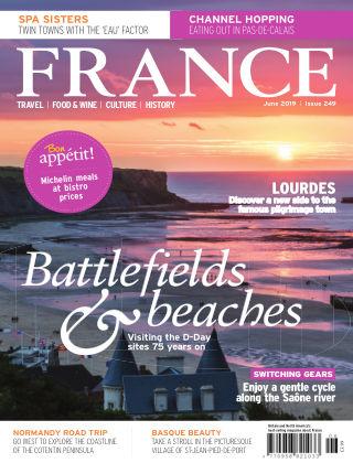 France June 2019