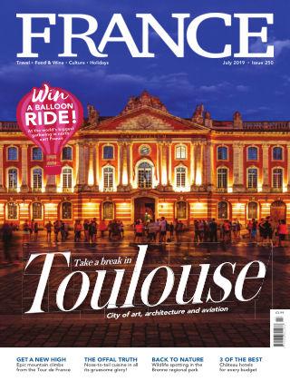 France July 2019