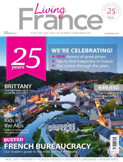 Living France October 22, 2014 00:00