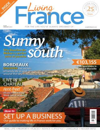Living France January 2015
