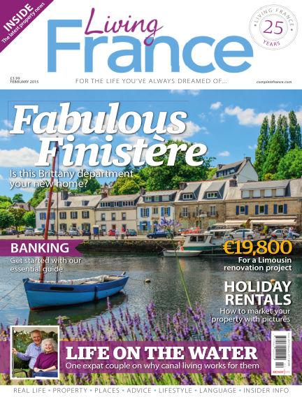 Living France January 14, 2015 00:00