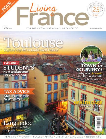 Living France February 11, 2015 00:00
