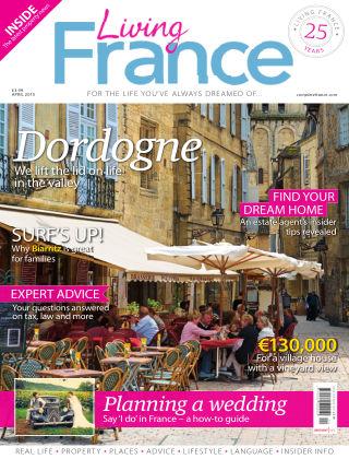 Living France April 2015