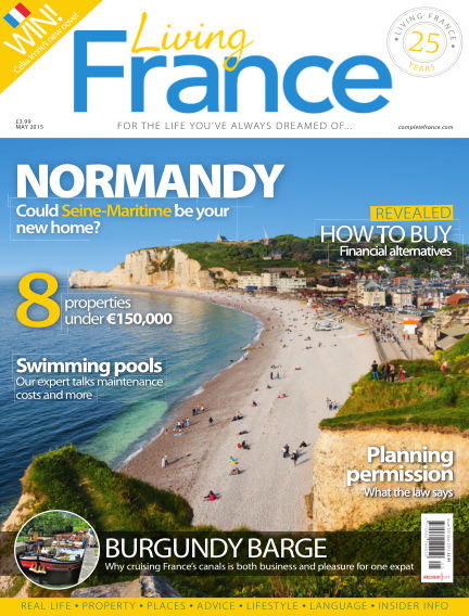 Living France April 08, 2015 00:00