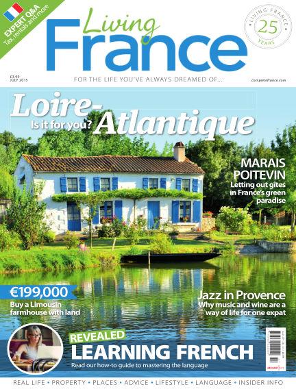 Living France June 03, 2015 00:00