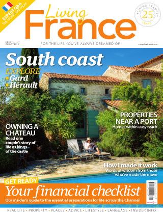 Living France August 2015