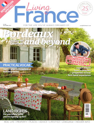 Living France Autumn 2015
