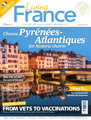 Living France November 2015
